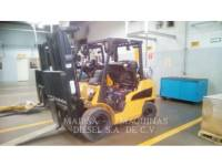 Equipment photo CATERPILLAR MITSUBISHI 2P60004-GL ВИЛОЧНЫЕ ПОГРУЗЧИКИ 1