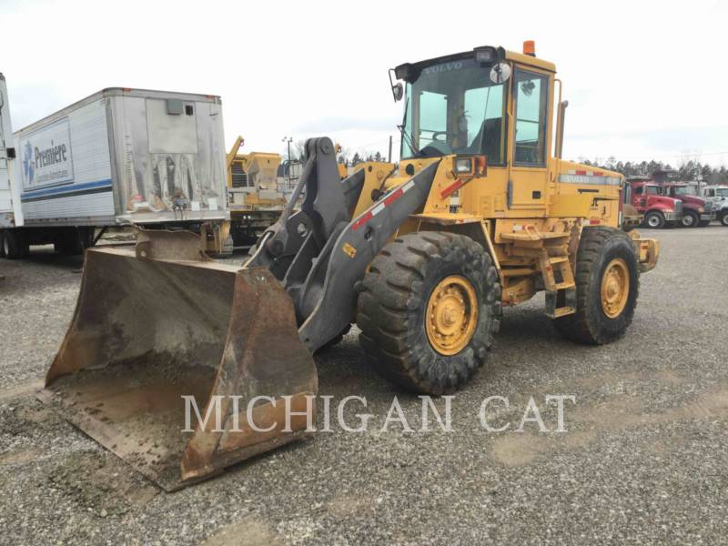 VOLVO CONSTRUCTION EQUIPMENT WHEEL LOADERS/INTEGRATED TOOLCARRIERS L90D equipment  photo 1