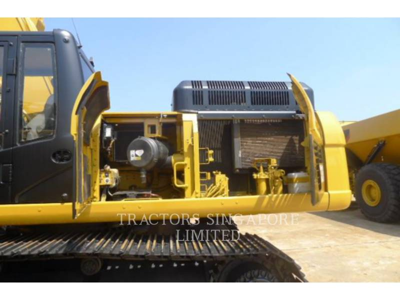 CATERPILLAR PELLES SUR CHAINES 336DL equipment  photo 15