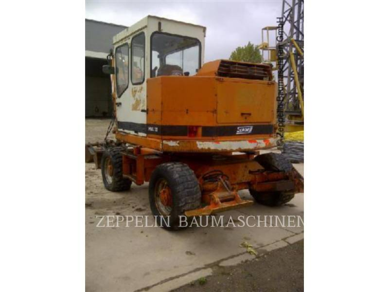 SCHAEFF GROUP, INC. EXCAVADORAS DE RUEDAS HML30E equipment  photo 3
