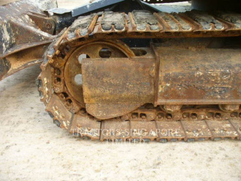 CATERPILLAR EXCAVADORAS DE CADENAS 307D equipment  photo 14