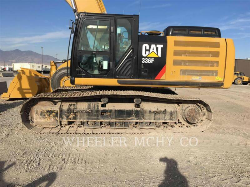 CATERPILLAR TRACK EXCAVATORS 336F L CF equipment  photo 3