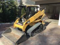 CATERPILLAR SKID STEER LOADERS 257B equipment  photo 1