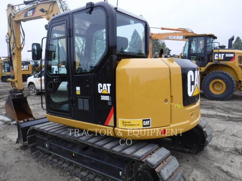 CATERPILLAR TRACK EXCAVATORS 308E2 CRCB equipment  photo 2