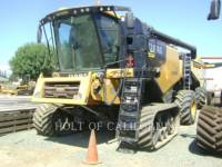 Equipment photo LEXION COMBINE 750TT    GT10759 COMBINÉS 1