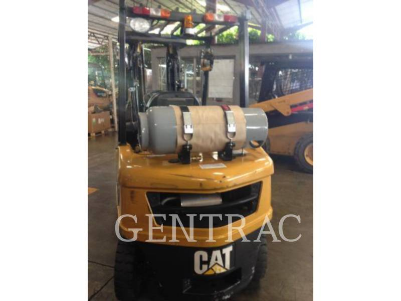 MITSUBISHI CATERPILLAR FORKLIFT GABELSTAPLER GP25NM3 equipment  photo 4