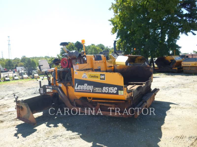 LEE-BOY BETONIERE DE ASFALT 8515C equipment  photo 3