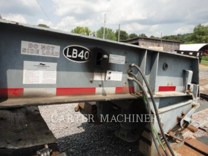 MISCELLANEOUS MFGRS RIMORCHI TRAILER equipment  photo 5