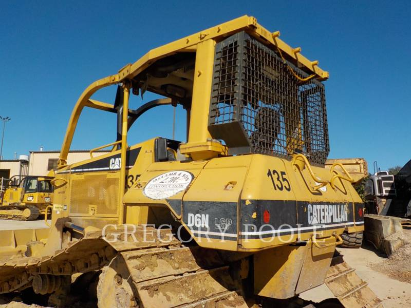 CATERPILLAR TRACTORES DE CADENAS D6N LGP equipment  photo 10