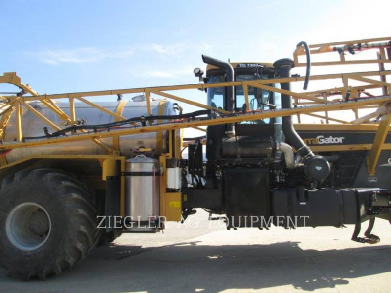 AG-CHEM Flotadores TG7300 equipment  photo 24