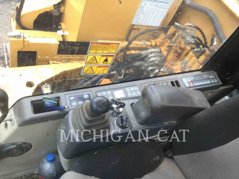 CATERPILLAR TRACK EXCAVATORS 307CSB equipment  photo 6
