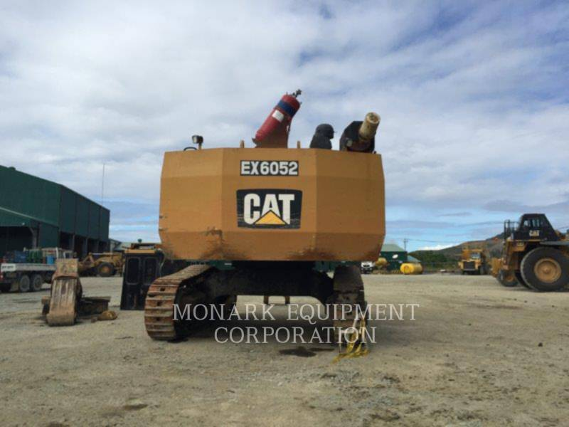 CATERPILLAR KETTEN-HYDRAULIKBAGGER 6015 equipment  photo 8