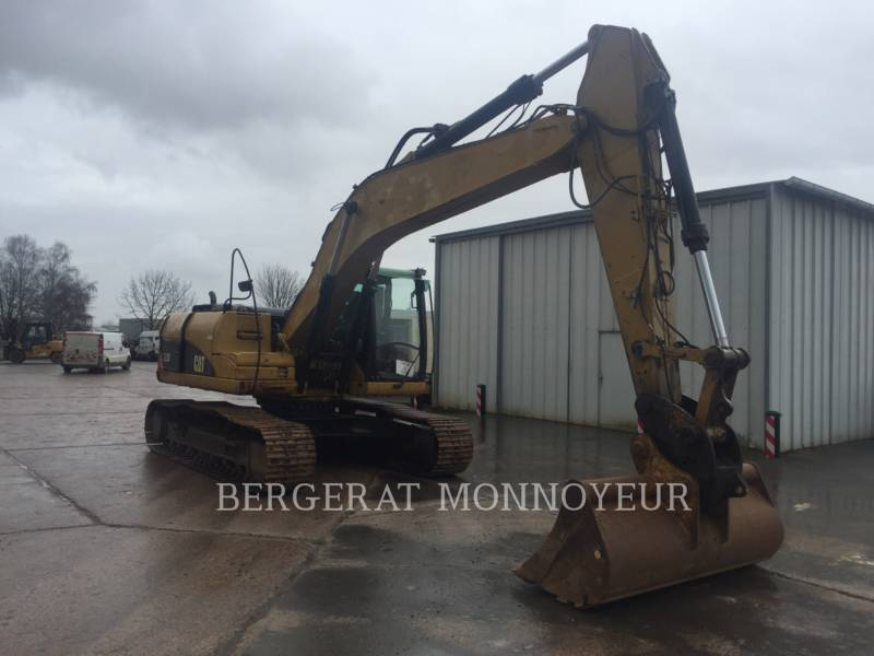 CATERPILLAR TRACK EXCAVATORS 323D equipment  photo 7