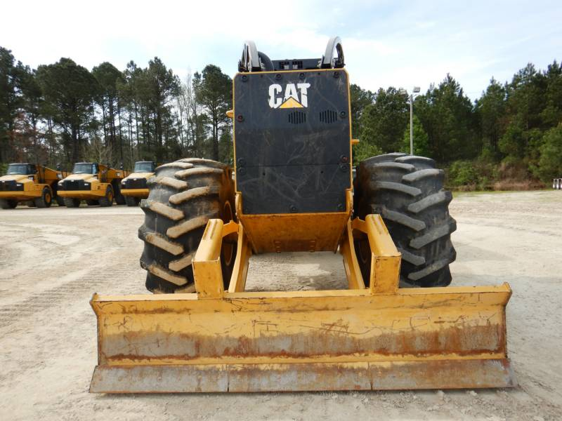 CATERPILLAR FORESTAL - ARRASTRADOR DE TRONCOS 545D equipment  photo 3