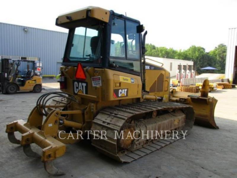 CATERPILLAR KETTENDOZER D5KLGP equipment  photo 4