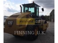 Equipment photo CATERPILLAR CS66B TRILLENDE ENKELE TROMMEL GLAD 1