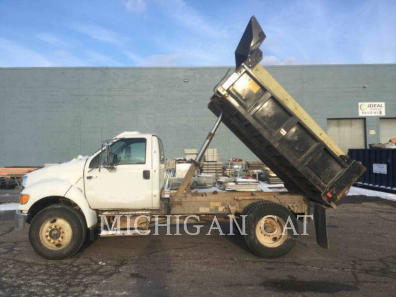 FORD TRUCK LKW F-750 equipment  photo 5