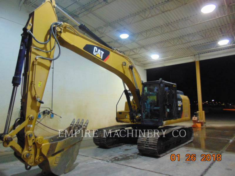 CATERPILLAR TRACK EXCAVATORS 320FL    P equipment  photo 4