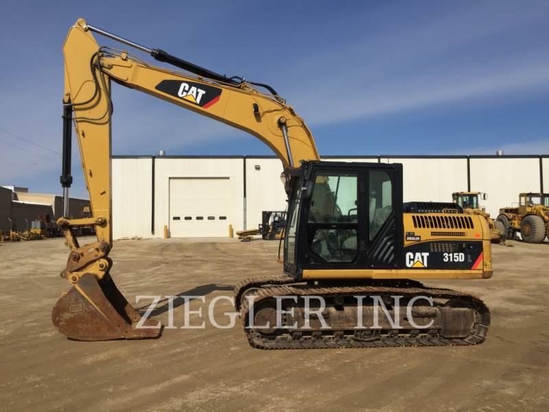 CATERPILLAR ESCAVADEIRAS 315DL equipment  photo 6