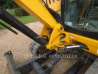 JCB PELLES SUR CHAINES 8045 equipment  photo 11