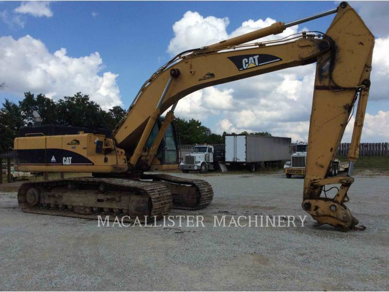CATERPILLAR TRACK EXCAVATORS 345CL equipment  photo 3