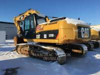Equipment photo CATERPILLAR 329 D L トラック油圧ショベル 1