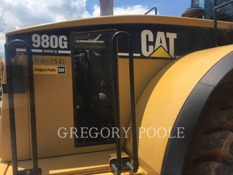 CATERPILLAR WHEEL LOADERS/INTEGRATED TOOLCARRIERS 980G equipment  photo 17