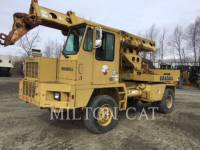 Equipment photo GRADALL COMPANY G3WD WHEEL EXCAVATORS 1