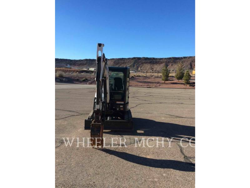 BOBCAT PELLES SUR CHAINES E35M equipment  photo 7
