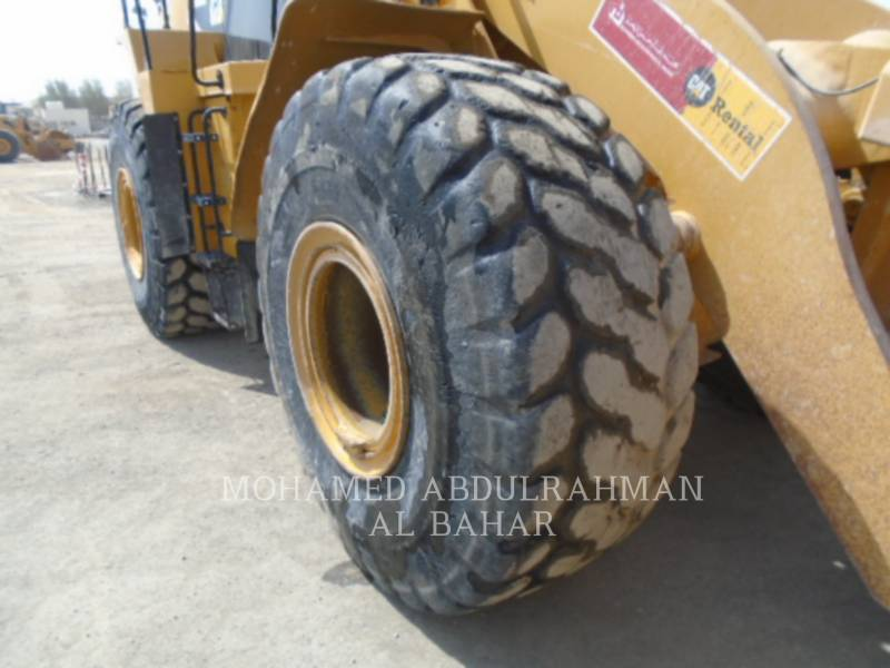 CATERPILLAR CARGADORES DE RUEDAS 966H equipment  photo 14