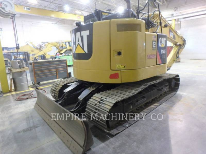 CATERPILLAR PELLES SUR CHAINES 314E LCR equipment  photo 2