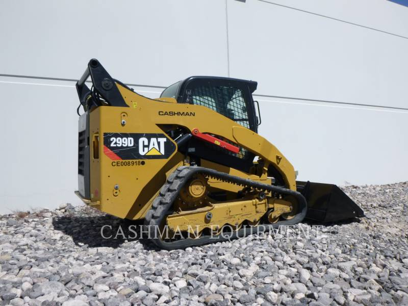 CATERPILLAR DELTALADER 299D equipment  photo 3