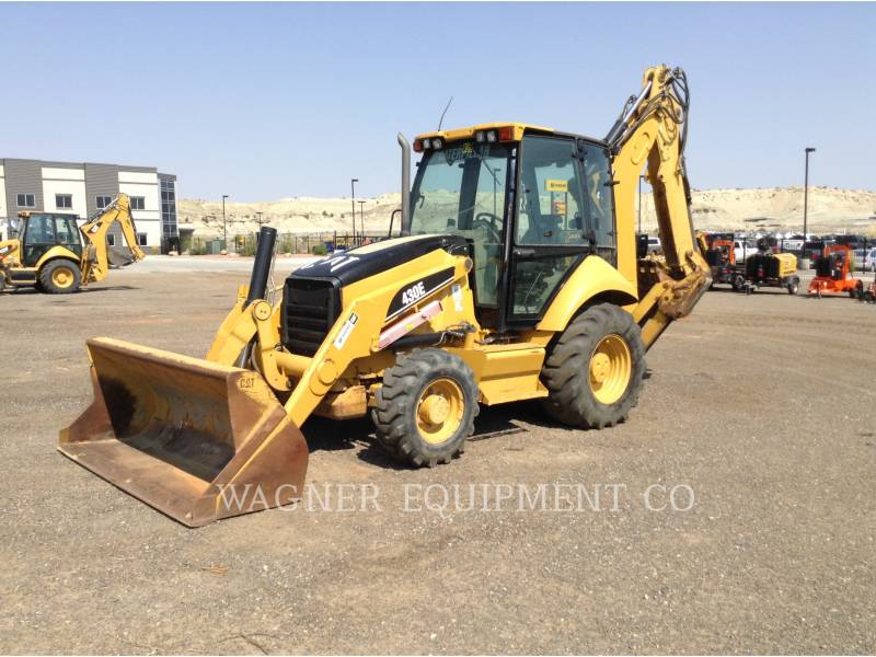 CATERPILLAR バックホーローダ 430EST equipment  photo 1