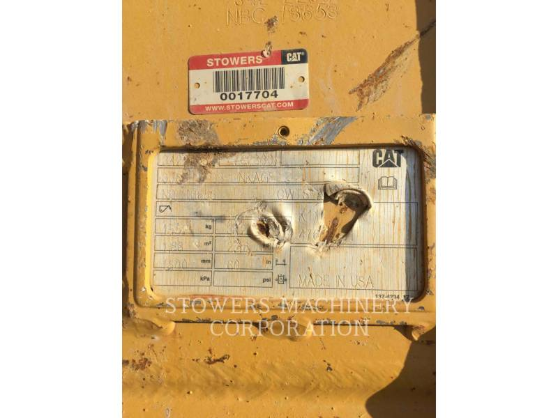 CATERPILLAR TRACK EXCAVATORS 336E THUMB equipment  photo 9