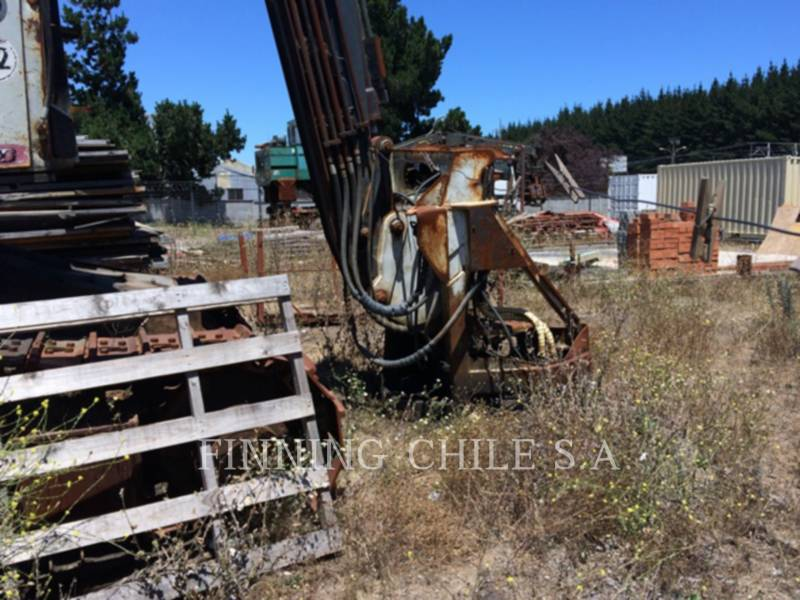TIMBCO FORESTRY - FELLER BUNCHERS - TRACK T445D equipment  photo 15