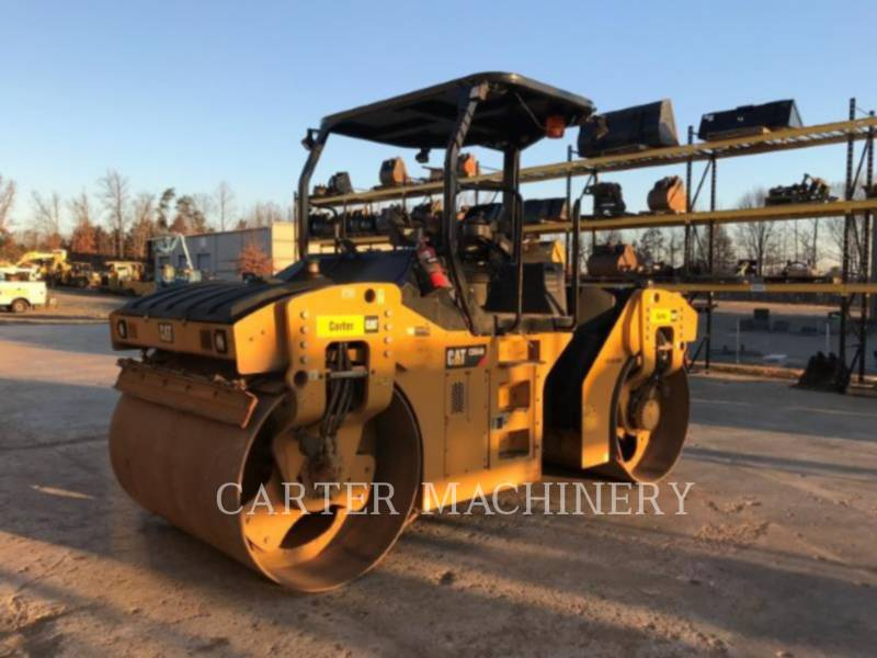 CATERPILLAR COMPACTORS CB54B equipment  photo 2