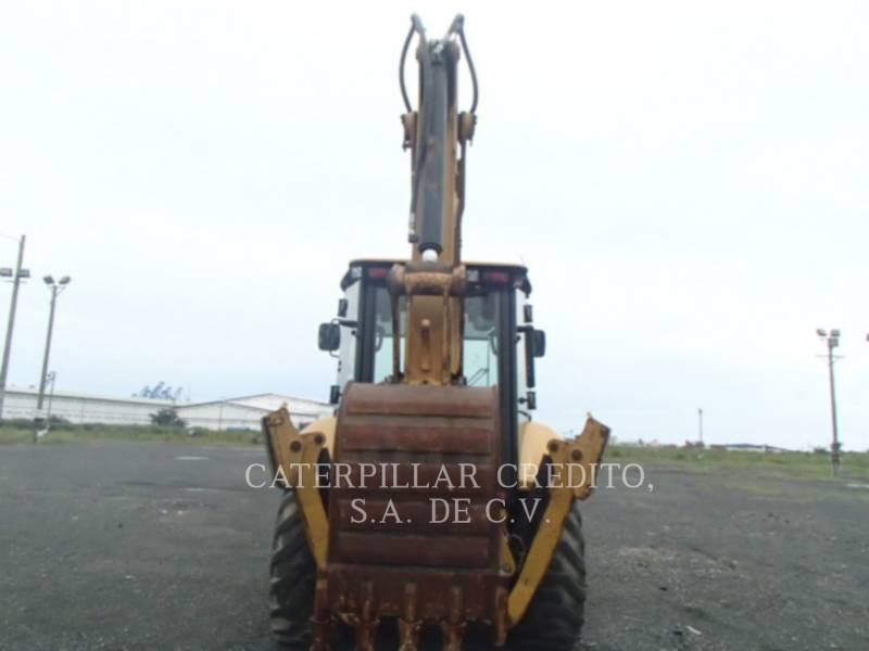 CATERPILLAR RETROEXCAVADORAS CARGADORAS 416F2STLRC equipment  photo 6