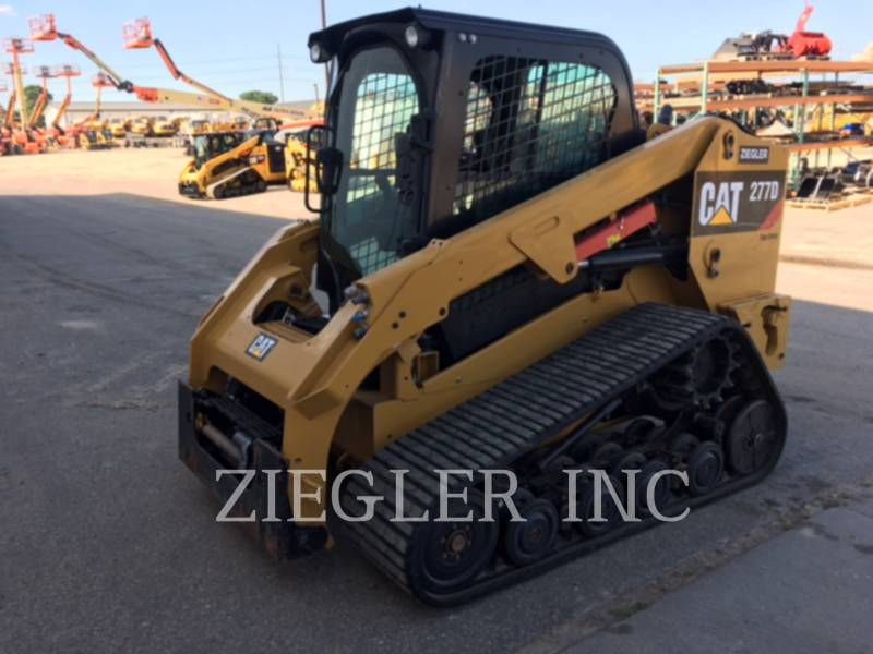 CATERPILLAR MULTI TERRAIN LOADERS 277DS equipment  photo 1