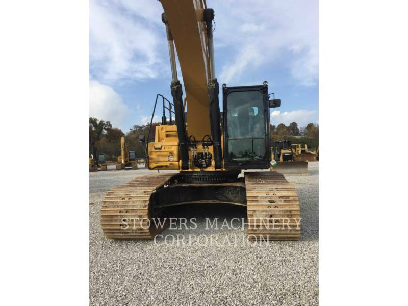 CATERPILLAR KETTEN-HYDRAULIKBAGGER 349F equipment  photo 8