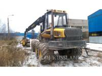 PONSSE BOSBOUW - OOGSTER ERGO 8W equipment  photo 4