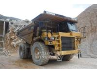 Equipment photo CATERPILLAR 775D STARRE DUMPTRUCKS 1