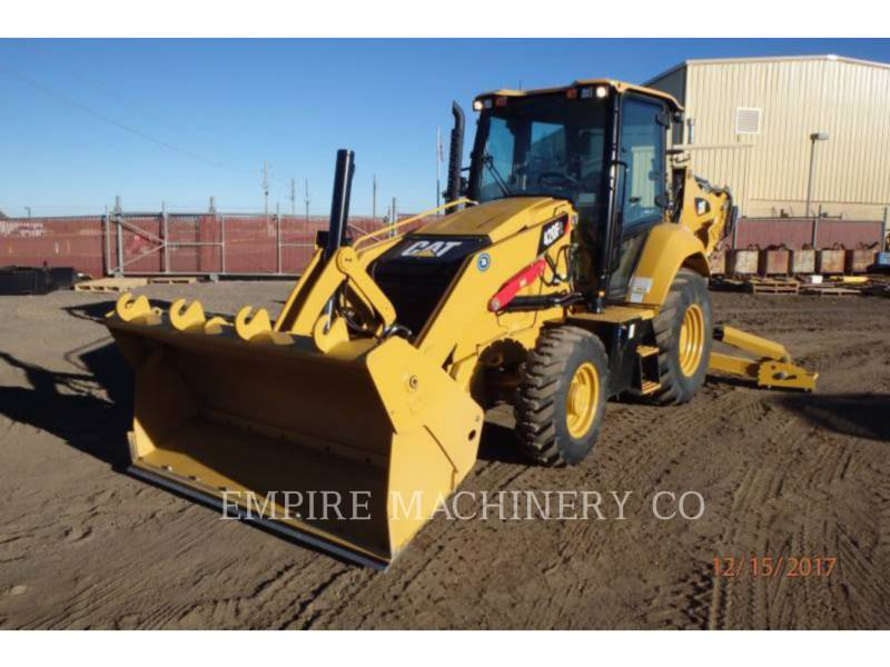 CATERPILLAR バックホーローダ 420F2 HRC equipment  photo 4