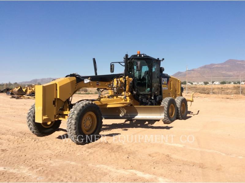 CATERPILLAR NIVELEUSES 140M2 equipment  photo 1