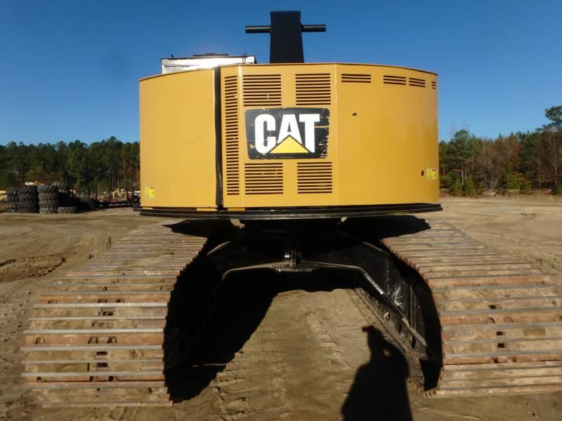CATERPILLAR FORESTRY - FELLER BUNCHERS - TRACK 521B equipment  photo 3