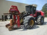 Equipment photo PRENTICE 2470 FORESTRY - FELLER BUNCHERS - WHEEL 1