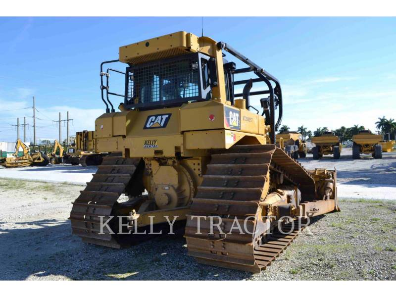 CATERPILLAR KETTENDOZER D6TLGP equipment  photo 4