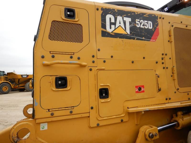 CATERPILLAR FORSTWIRTSCHAFT - HOLZRÜCKER 525D equipment  photo 20