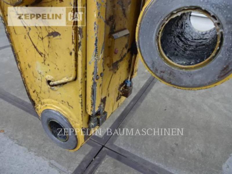 CATERPILLAR TRACK EXCAVATORS 329EL equipment  photo 11
