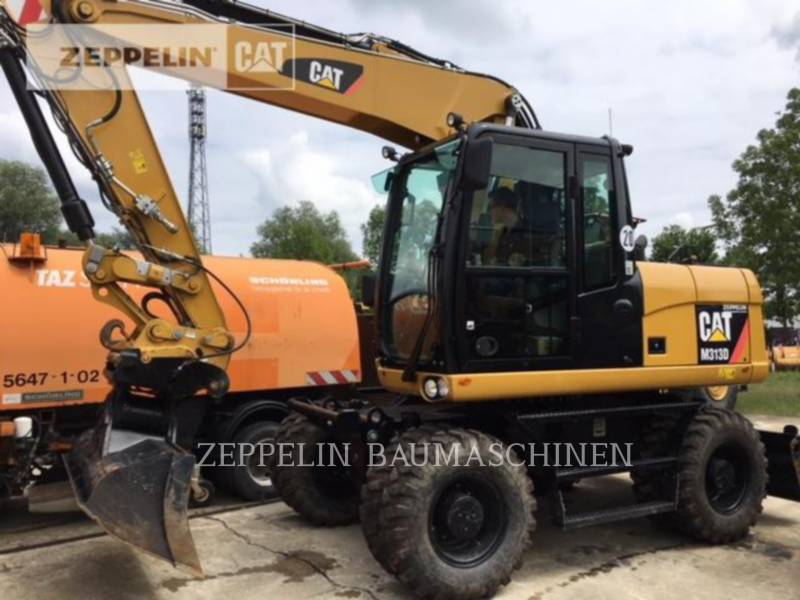 CATERPILLAR MOBILBAGGER M313D equipment  photo 4