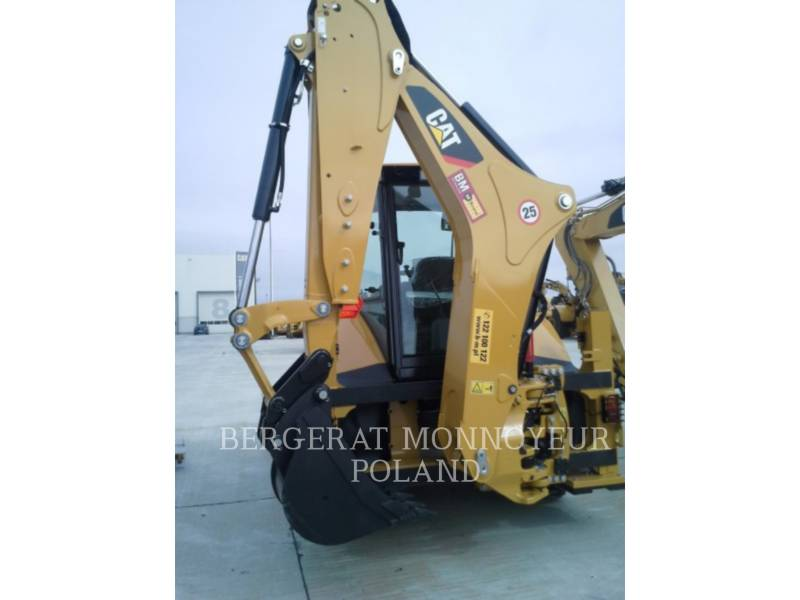 CATERPILLAR BACKHOE LOADERS 428 F 2 equipment  photo 3